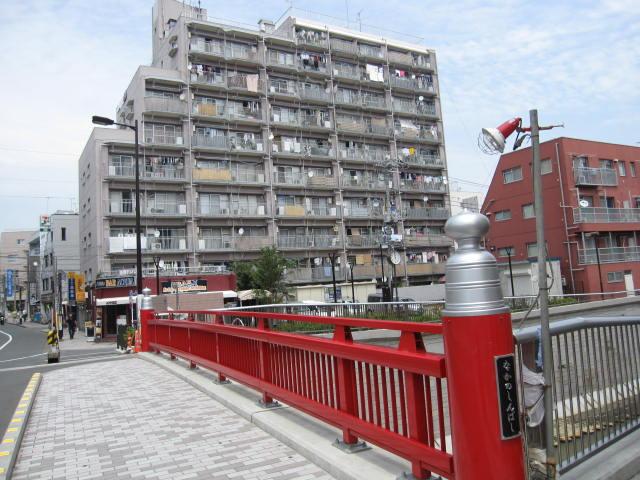 メトロ中野新橋マンションA館
