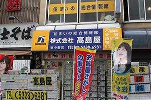 東中野支店